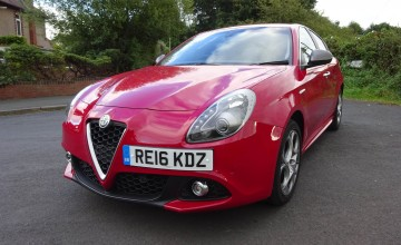 Alfa Romeo Giulietta - Used Car Review