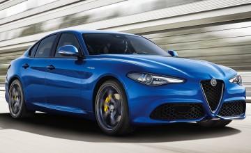 New engine for Alfa Romeo Giulia