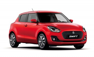 Swift Swiss move by Suzuki
