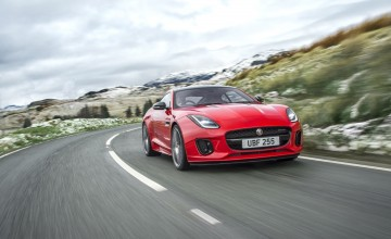 Ingenium turbo for Jaguar F-TYPE