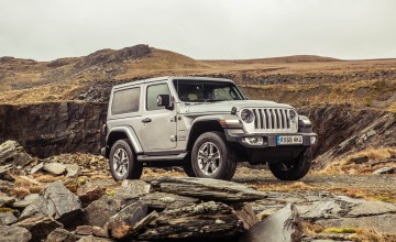 Sophisticated Wrangler remembers its roots
