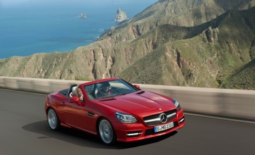 Mercedes SLK 200 BlueEFFICIENCY