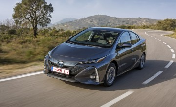 Toyota plugs in with new Prius PHV