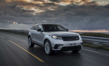 Range Rover Velar - First Drive