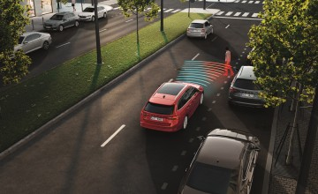 Safety first for new Skoda Octavia
