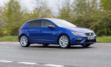 SEAT Leon 5dr FR Technology 1.4 EcoTSI 150ps