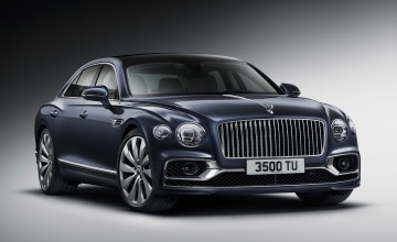 New Flying Spur for Bentley centenary