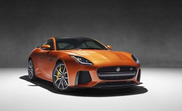Jaguar F-TYPE SVR ready for lift-off