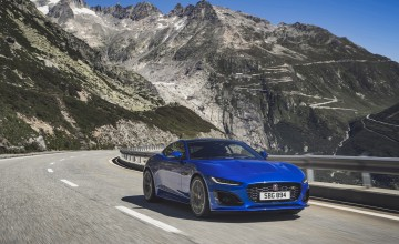 Jaguar F-Type Coupe First Edition