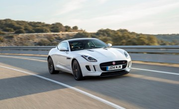 Jaguar F-Type S Coupe 3.0 V6 Supercharged