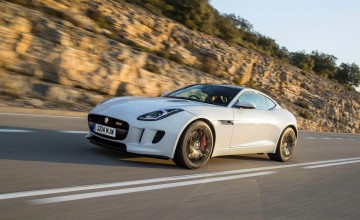Jaguar F-Type V6 Coupe