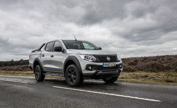 Fiat Fullback in field of pick-up dreams