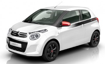 Citroen C1 looks fast and Furio