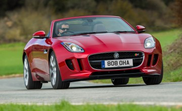 Jaguar F-Type - Used Car Review