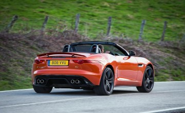 F-Type rises to the challenge
