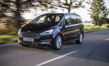 Ford Galaxy 2015 - First Drive
