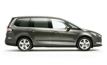 New Ford Galaxy revealed