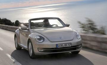 Topless Beetle drive
