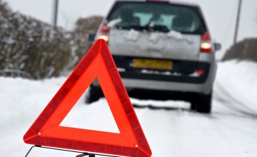 Top tips for safe winter driving