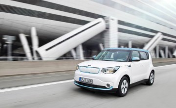 Kia charges its Soul