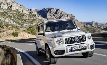 Mighty Merc reveals G 63 super SUV