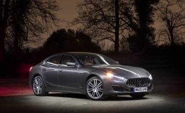 Ghibli winds up Maserati sales