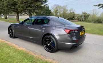 Maserati makes diesel whisper