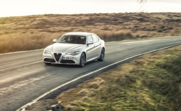 Turning the corner with Alfa Romeo