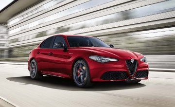Alfa boosts Stelvio and Giulia ranges
