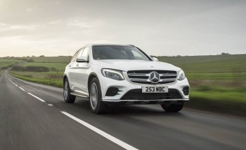 Mercedes-Benz GLC 250d 4MATIC Sport