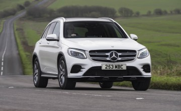 Mercedes-Benz GLC 350d AMG-Line Coupe