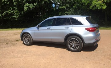 Mercedes GLC 250 d 4MATIC AMG Line