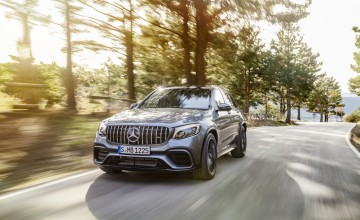 Mercedes prices new AMG SUV