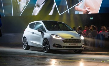All-new Ford Fiesta revealed