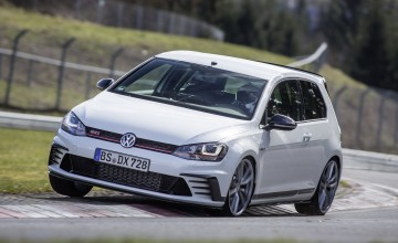 VW Golf GTI stays hot for 2017