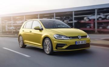 Volkswagen takes Golf techno