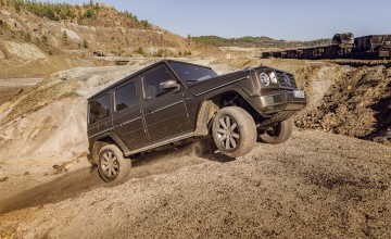 Mercedes finds new G spot