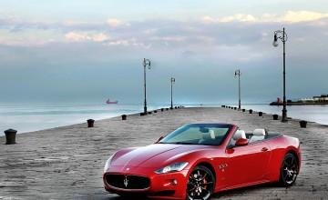 Hardcore Maserati ready to roll