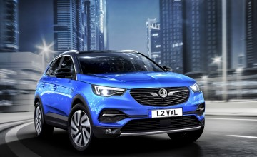 Ultimate SUV from Vauxhall
