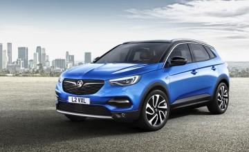 Vauxhall reveals new Grandland X SUV