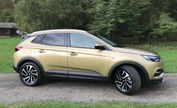 Vauxhall Grandland X Elite Nav 1.2