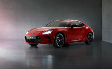 Toyota reveals new GR 86 sports car