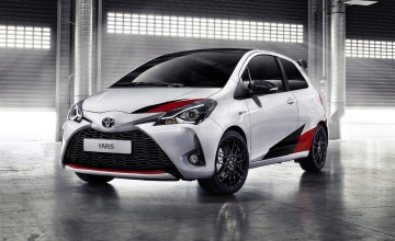 Hot Yaris from Toyota
