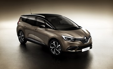 Renault goes large with new Grand Scenic