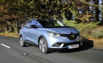 Renault takes new Scenic route