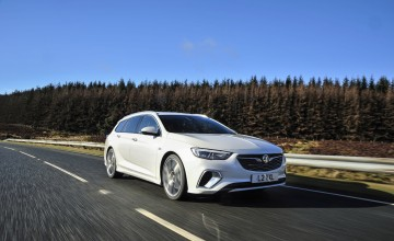 Vauxhall Insignia Sports Tourer Elite Nav 1.6