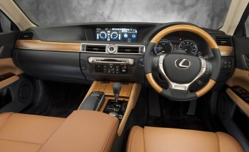 Big screen debut for Lexus exec