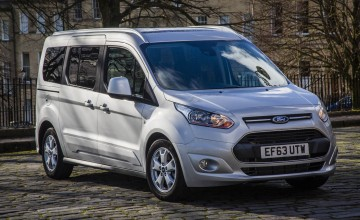 Ford's vantastic all rounders