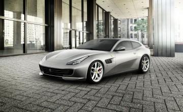 Paris reveal for Ferrari's first V8 four seater