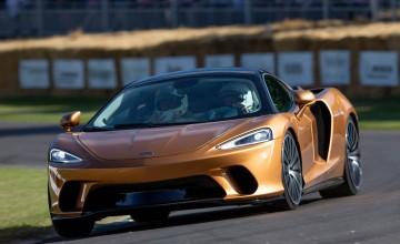 McLaren GT Luxe